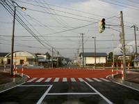 平成23年度一般国道287号舗装工事