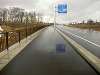 平成20年度道路ネットワーク整備事業(国道・交円改築)一般国道287号(長井南BP)舗装新設工事