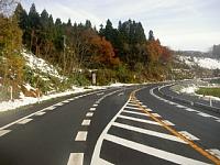 平成20年度地域力・基盤力向上道路設備事業(恒単・交安)<br /> 一般国道348号右折レーン設置工事