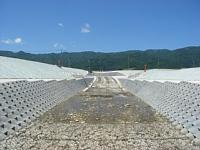 平成20年度水無川河川自然災害防止工事