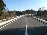 一般県道五味沢小国線舗装新設工事