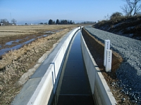 平成20年度白川左岸地区基幹水利施設<br /> ストックマネジメント事業第1工区工事